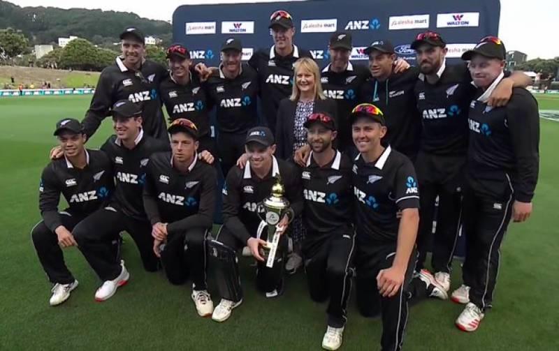 نیوزی لینڈ ٹیم کے 18 سال بعد دورہ پاکستان کا شیڈول جاری