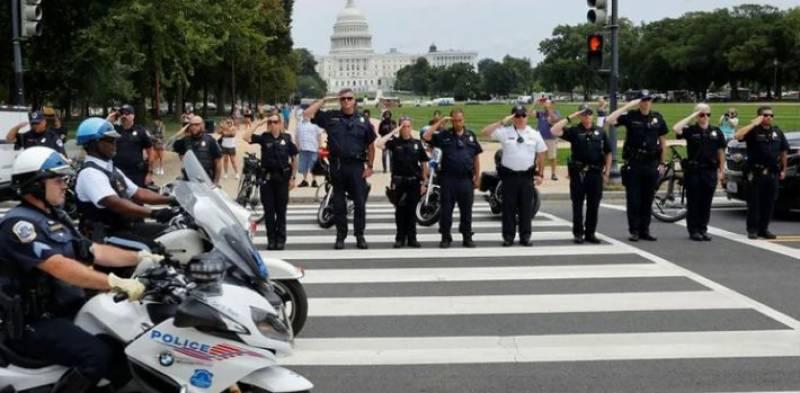 امریکی وزارت دفاع پینٹاگون کے باہر فائرنگ سے پولیس کا اعلیٰ افسر ہلاک ہوگیا