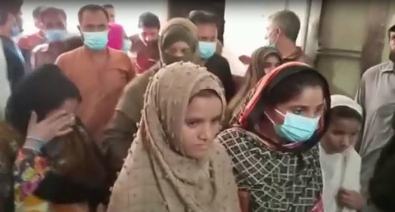 Lahore Girls Kidnap,DIG Operation