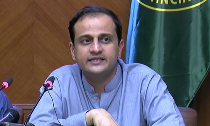 مرتضیٰ وہاب کراچی کے ایڈمنسٹریٹر مقرر