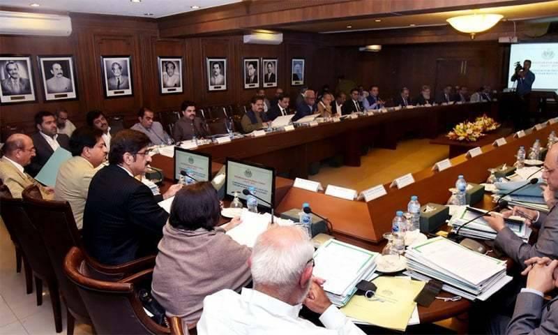 سندھ کے نئے وزرا نے حلف اٹھالیا