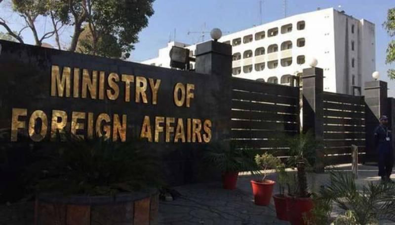 Pakistan Foreign Office,Pakistan India Relation