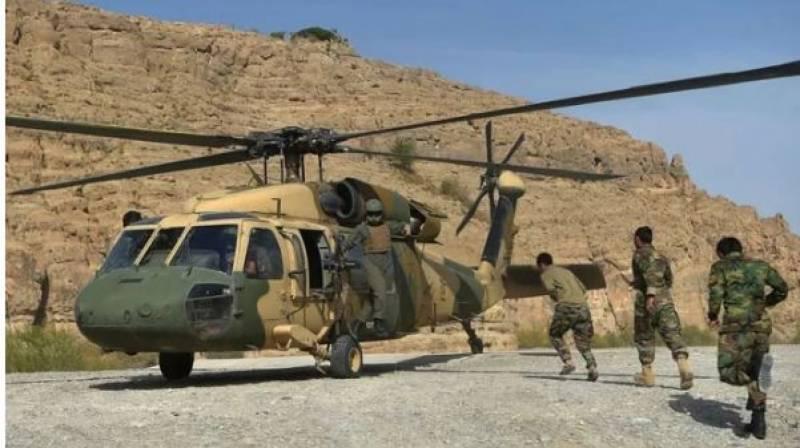 افغان پائلٹوں نے قتل ہونے کے ڈر سے نوکریاں چھوڑدیں