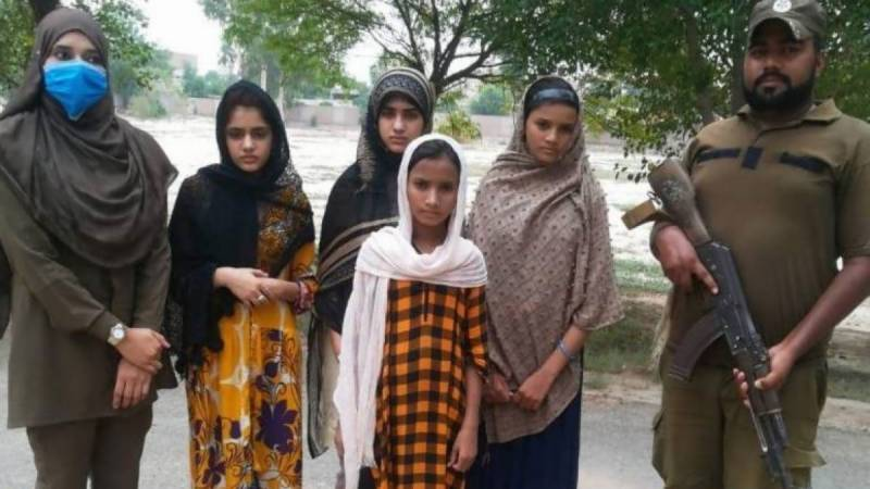 Lahore: Case of abduction of four girls, police added provisions of rape