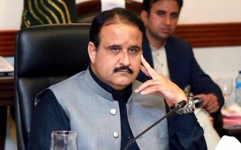 وزیراعلیٰ پنجاب کی کورونا وائرس رپورٹ منفی آ گئی