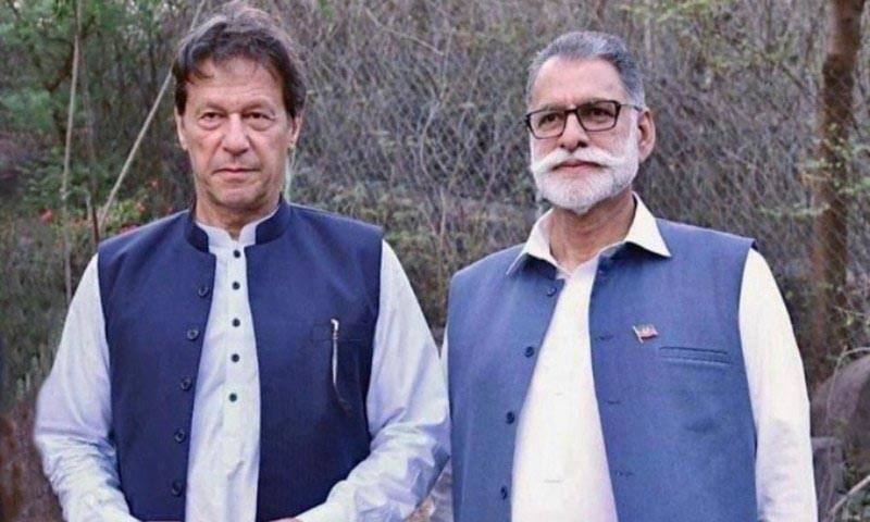 PMIK and Azad Kashmir PM