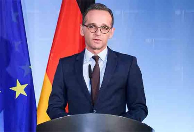 طالبان اقتدار پر قابض ہوئے تو امداد بند کر دیں گے، جرمن وزیر خارجہ