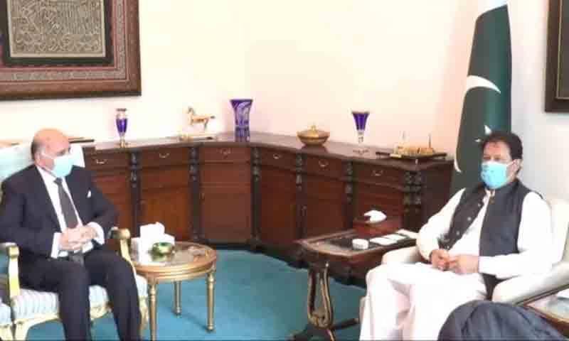 افغانستان میں مستقل امن کے لیے سیاسی تصفیہ ضروری ہے، وزیراعظم