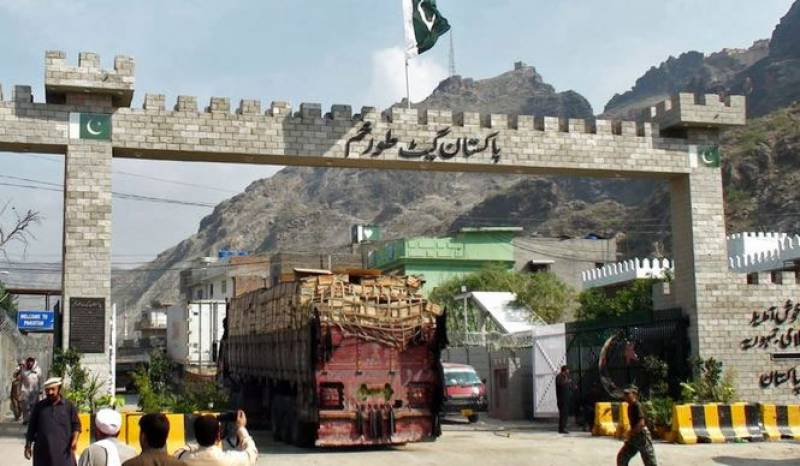 Bilateral trade volume between Pakistan and Afghanistan decreased by 31.46%