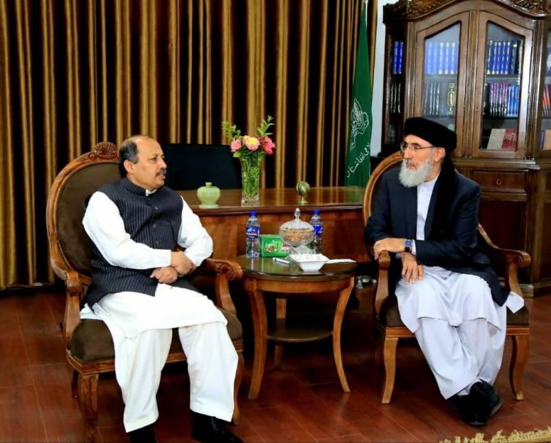 بھارت پاکستان کے خلاف فوری کارروائیاں بند کردے : گلبدین حکمت یار کی تنبیہ