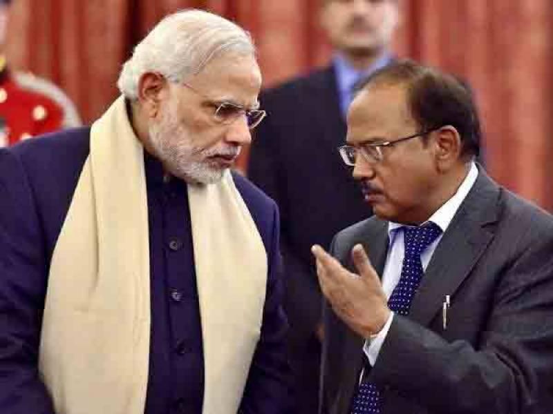 افغانستان بارے اجیت ڈوول کی بھونڈی حکمت عملی نے بھارت کو رسوا کر دیا