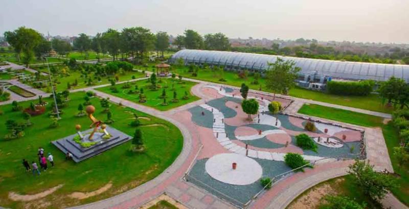 لاہور کے بڑے پارکوں میں ویڈیو بنانے پر پابندی کی تجویز
