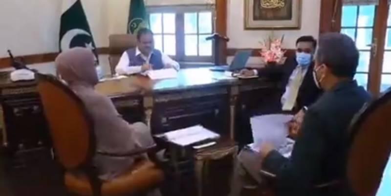 پنجاب حکومت کا ایئرایمبولینس سروس شروع کرنے کا اعلان
