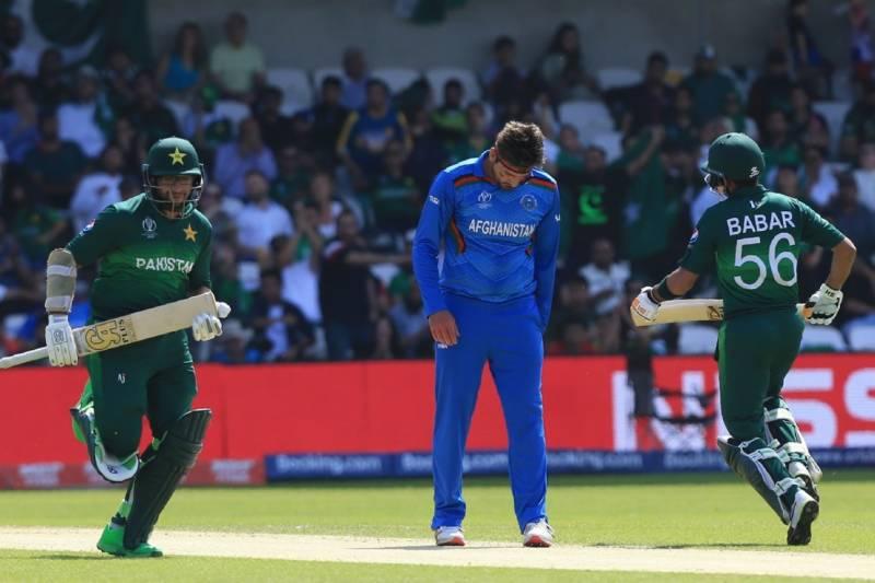 پاک افغان کرکٹ سیریز کا امکان روشن ، پاکستان نے افغان ٹیم کو ویزے جاری کردیے