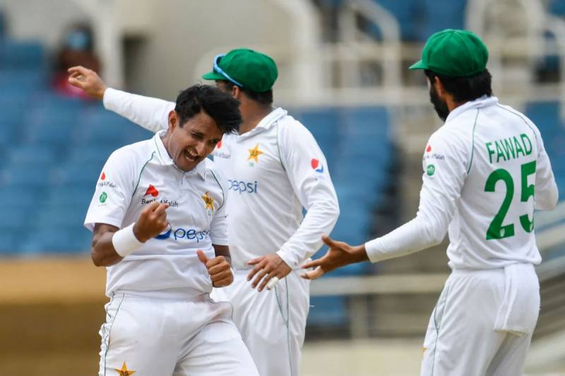 Kingston Test: West Indies win by 329 runs, one player out