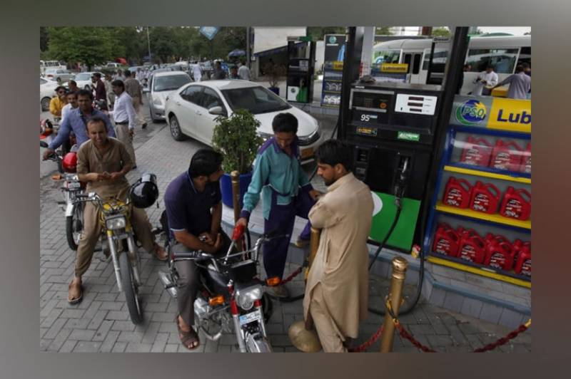 Petrol sales increased by 12.5% during July last year