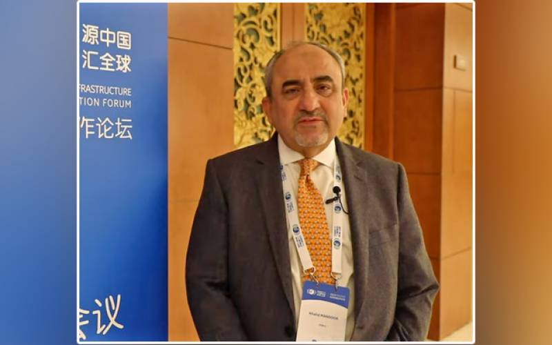 Chinese President, Pakistan, Special Assistant, CPEC Authority, Khalid Mansoor
