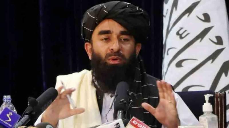 ہیبت اللہ اخونزادہ زندہ ہیں، وہ طالبان کے امیر ہیں، ذبیح اللہ مجاہد