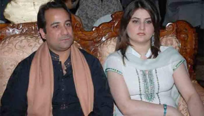 راحت فتح علی خان کی اہلیہ ٹیکس نادہندہ نکلیں