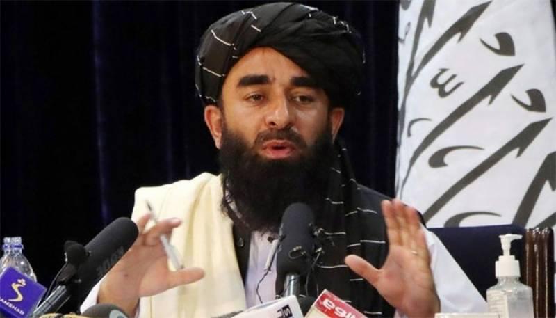 Afghanistan,Kabul,US Forces,Afghan Peace Process,Zabihullah Mujahid