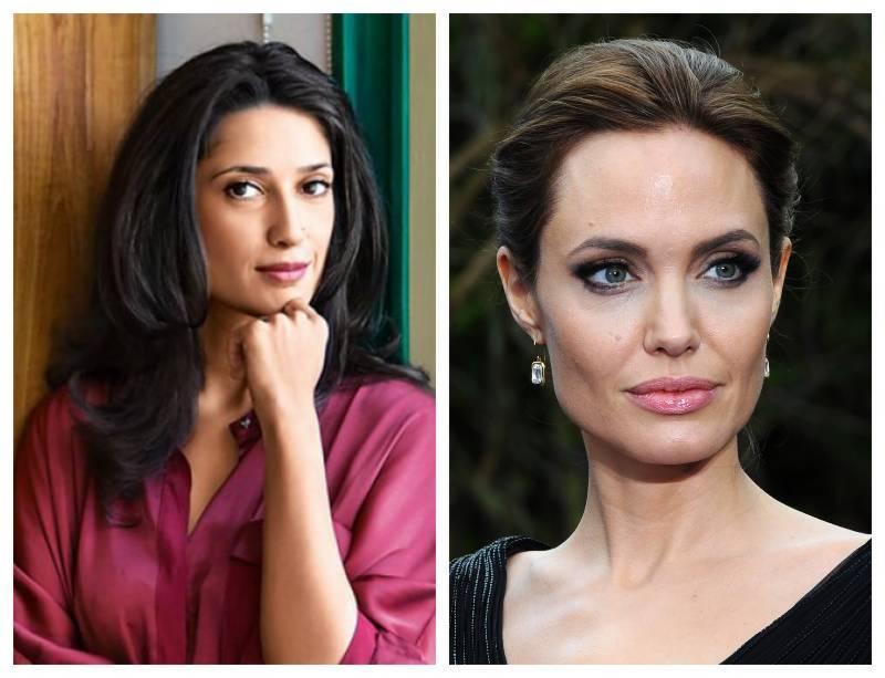 فاطمہ بھٹو کی انجلینا جولی پر تنقید
