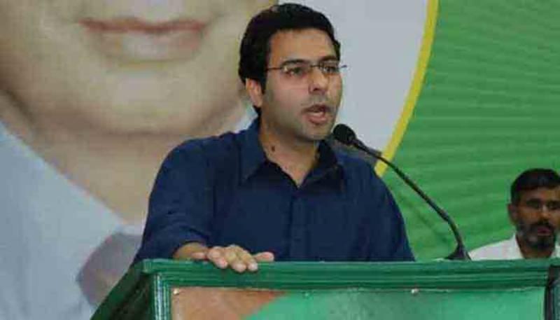 مونس الٰہی نے وزیر اعلی سندھ کے الزامات کو مسترد کر دیا