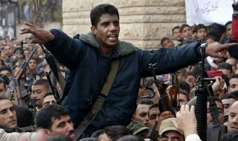 اسرائیل کی قید سے الاقصیٰ بریگیڈکے کمانڈر سمیت 6 فلسطینی فرار