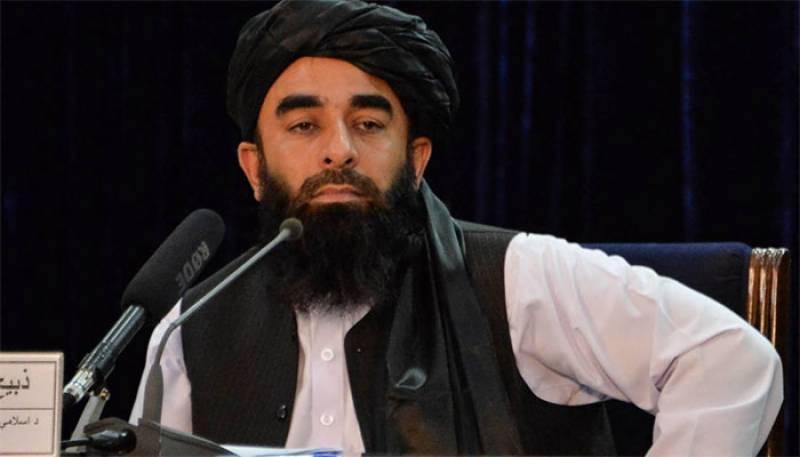 Afghanistan,Kabul,US Forces,Afghan Peace Process,Zabiullah Mujhaid