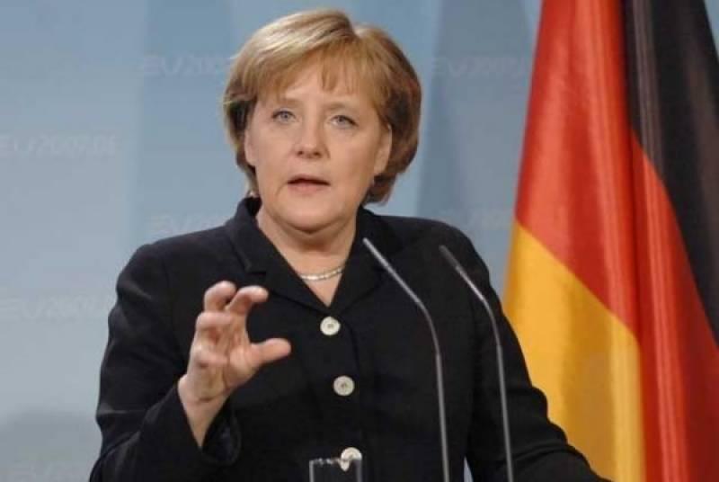 طالبان ایک حقیقت ہیں مذاکرات ضروری ہیں ، جرمن چانسلر