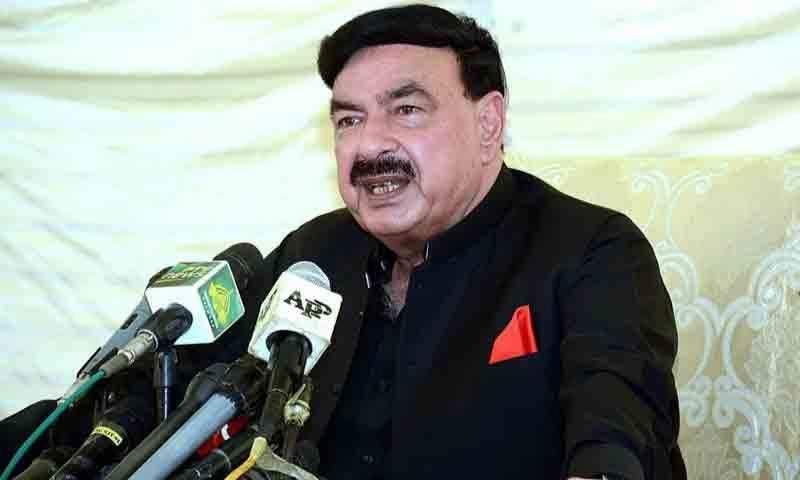 مستونگ اور گوادر میں حملہ کرنیوالے دہشت گرد افغانستان سے آئے تھے، شیخ رشید