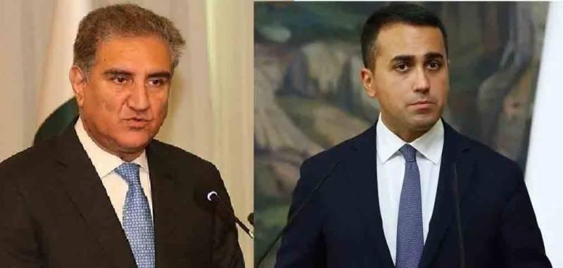 پاکستان اور اٹلی کا باہمی دلچسپی کے شعبوں میں تعاون بڑھانے پر اتفاق