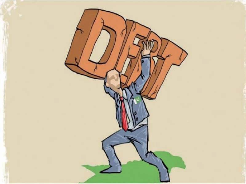 حکومتی قرض میں خطرناک حد تک اضافہ
