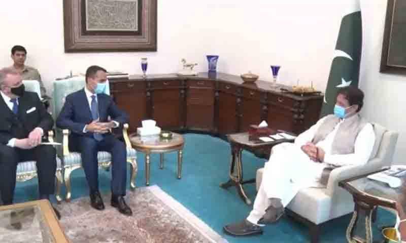 افغانستان میں سیکیورٹی کی صورتحال،امن و امان کا استحکام ضروری ہے، وزیراعظم