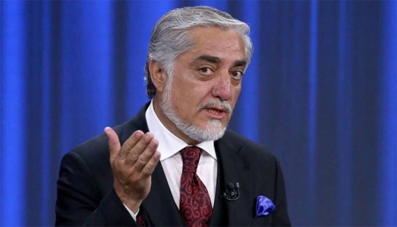 Afghanistan,Kabul,US Forces,Afghan Peace Process,India Media,Abdullah Abdullah