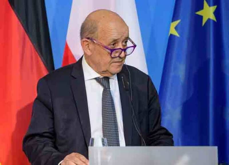 فرانس کا طالبان کی حکومت کو تسلیم نہ کرنے کا اعلان
