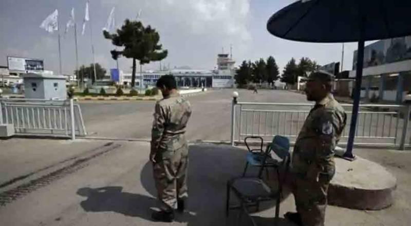 افغان پولیس نے کابل ایئرپورٹ کی ذمہ داریاں سنبھال لیں