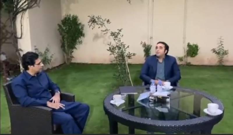 وفاقی وزیر مونس الہٰی کی بلاول بھٹو سے اہم ملاقات