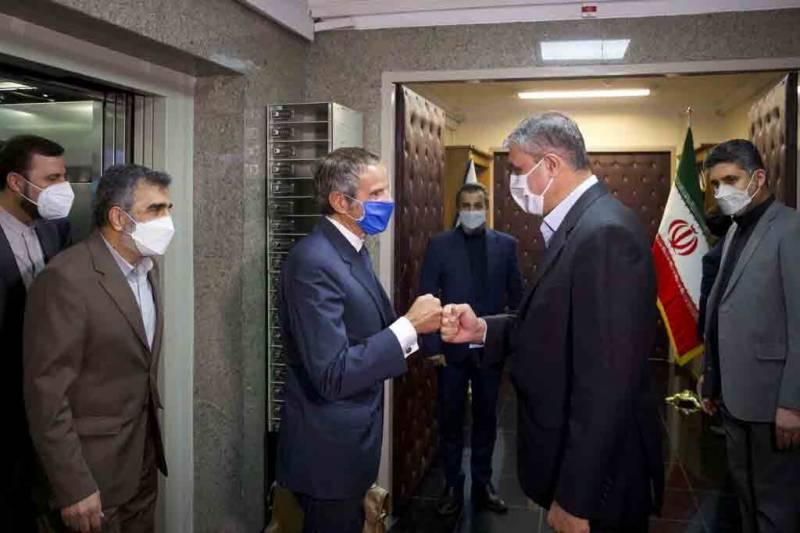 عالمی ایجنسی کو ایران نے جوہری تنصیبات پر نصب کیمروں کی مرمت کی اجازت دیدی