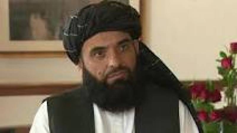 افغان معاملات میں کسی دوسرے ملک کی مداخلت برداشت نہیں کریں گے ، طالبان