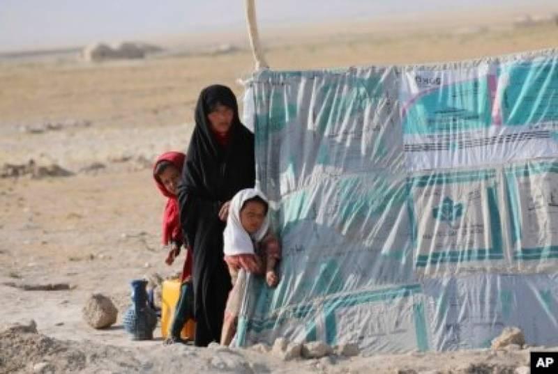 امریکا او ر اقوام متحدہ کا افغانستان کے لئے امداد کا اعلان