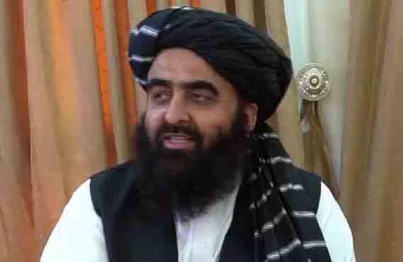 جو لوگ افغانستان سے جانا چاہتے ہیں وہ جانے کیلئے آزاد ہیں، عبوری وزیر خارجہ