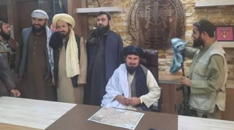 افغان آرمی چیف نے ذمہ داریاں سنبھال لیں