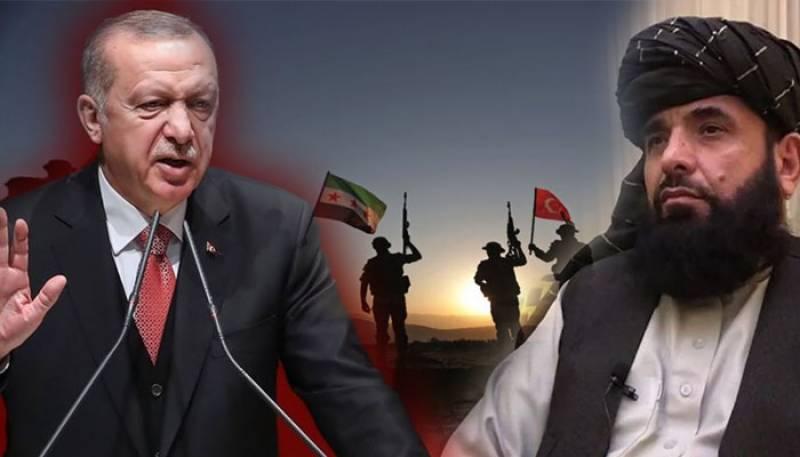 Afghanistan,Kabul,US Forces,Afghan Peace Process,Tayyip Erdogan