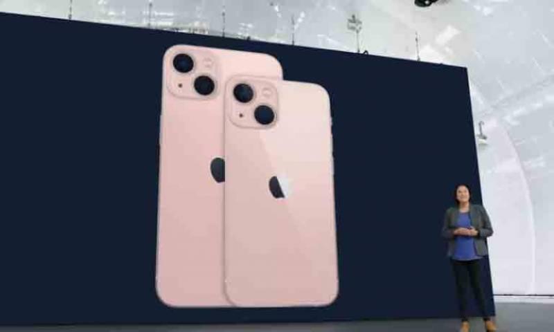 ایپل نے آئی فون کا نیا ماڈل متعارف کروا دیا