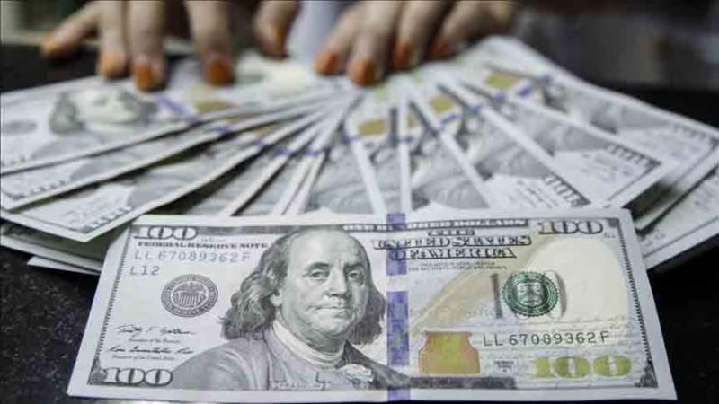 ڈالر کی اڑان کا سلسلہ جاری، 168 روپے 94 پیسے ہو گیا