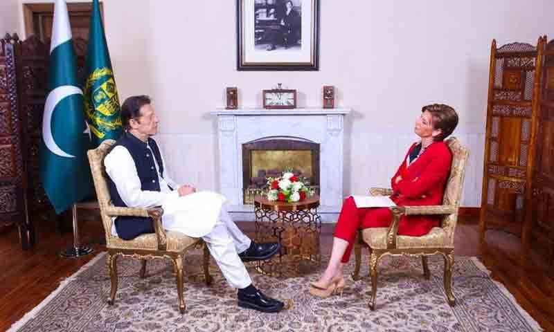 طالبان عالمی سطح پر خود کو تسلیم کرانا چاہتے ہیں، وزیراعظم