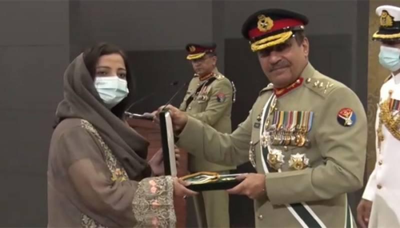 Pakistan Award,Pakistan Army,COAS