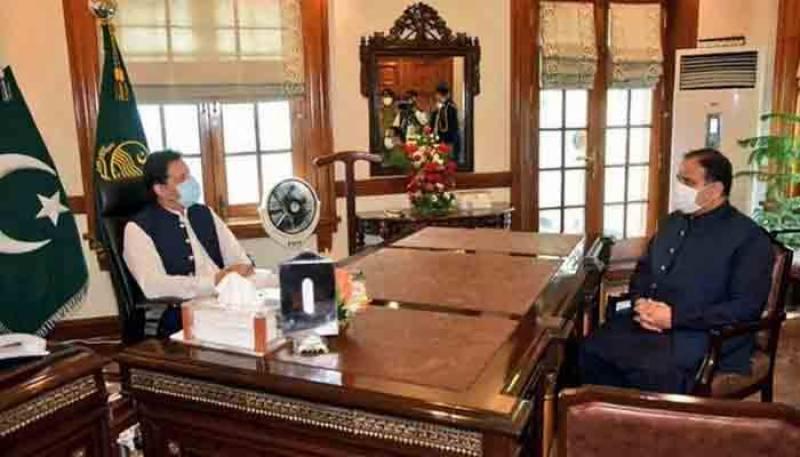 وزیراعظم نے پنجاب کی انتظامی اور سیاسی ٹیم کو نئے اہداف دے دیئے