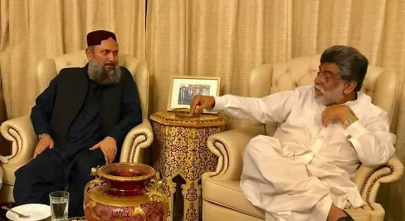 جام کمال وزارت اعلیٰ بچانے کیلئے متحرک ، یار محمد رند کے گھر پہنچ گئے