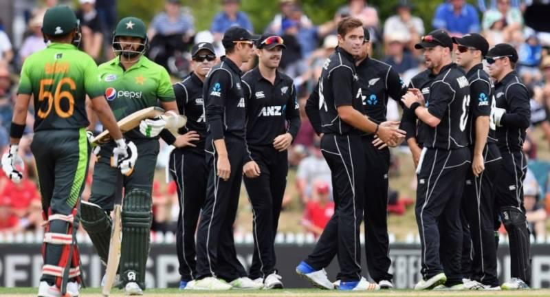 نیوزی لینڈ کی ٹیم آج شام یواے ای روانہ ہوگی